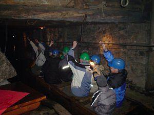 Erzschifffahrt im Bergbaumuseum in Lautenthal