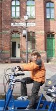 Draisinenfahrt und mehr in Berlin