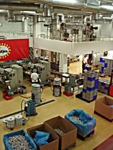 Gläserne Bonbonfabrik - Katjes in Potsdam