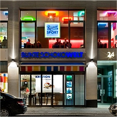 Ritter Sport - Bunte Schokowelt in Berlin
