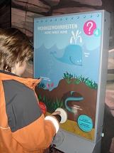 Mit Kindern im Sealife Berlin