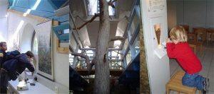 Momentaufnahmen im Stadtwaldhaus