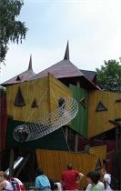 Erlebnis-Zoo in HannoverSpielplatz im Zo Hannoveer
