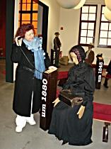 Auswandererwelt Ballinstadt - Ausstellung