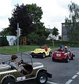 Kiddycar Verkehrsübungsplatz