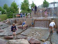 Playmobil Park Wasserspielplatz